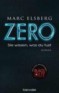 Umschlagbild von Marc Elsberg: Zero